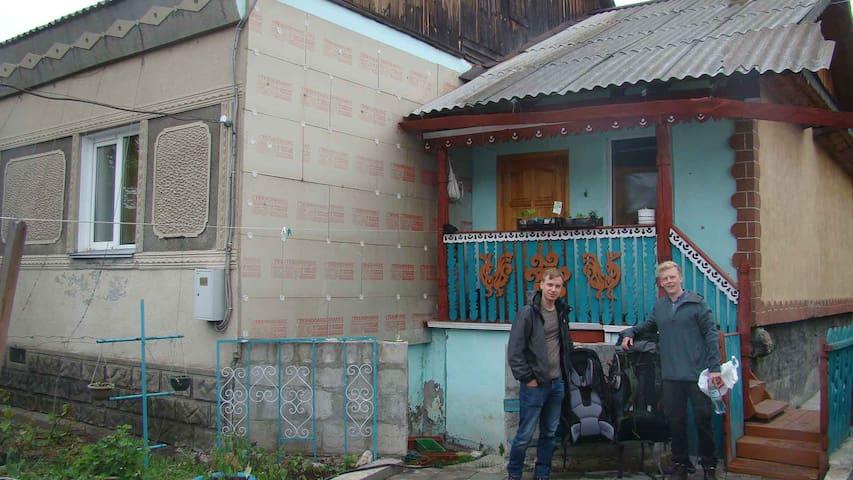 Gorno-Altaysk的民宿