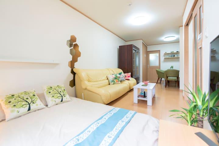 名古屋的民宿