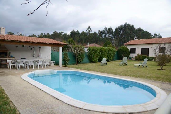 Vila Nova de Cerveira的民宿