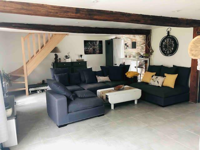 Regnière-Écluse的民宿