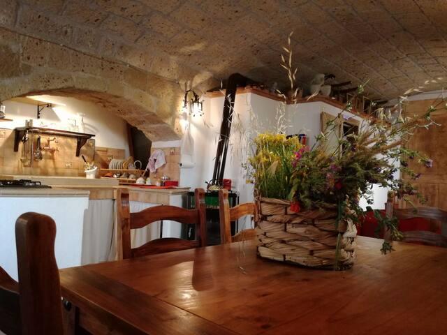 Pitigliano的民宿