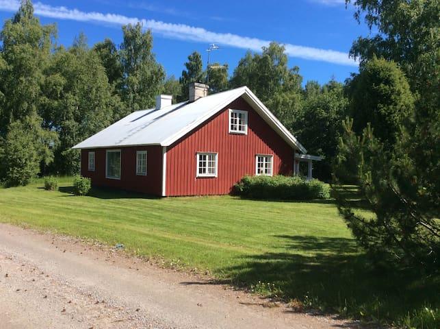 Västerfärnebo的民宿