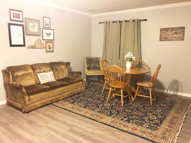 Chantilly condo MINUTES from Dulles airport