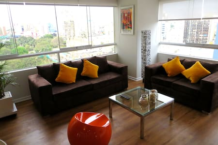 Great apartment in Kennedy Park, Miraflores !