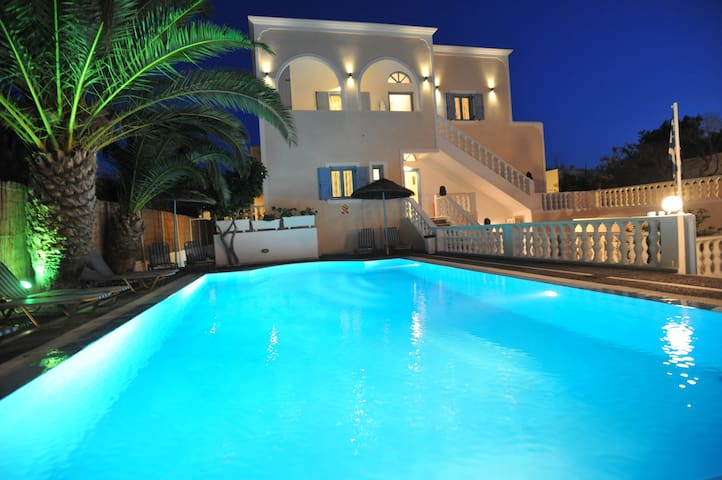 Stelios Place double/twin room