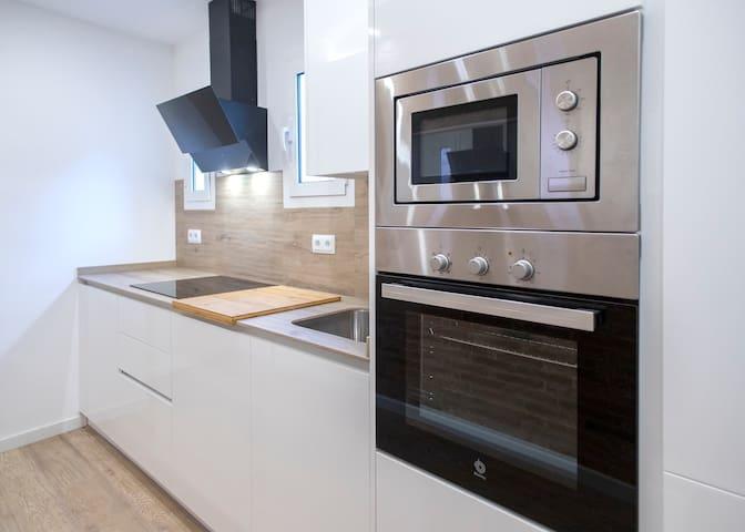 Hab 2 Alquiler habitacion en apartamento de diseño