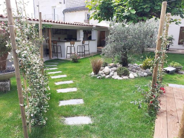 Chambre d'hôte à Fronsac près de St Emilion