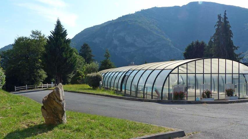 Aspin-en-Lavedan的民宿