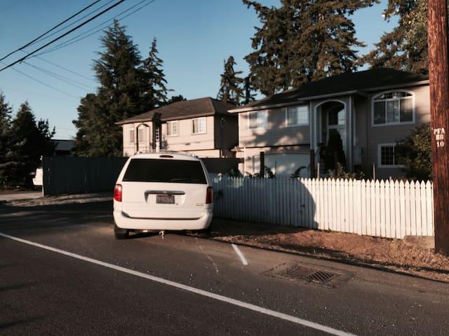 埃弗雷特(Everett)的民宿