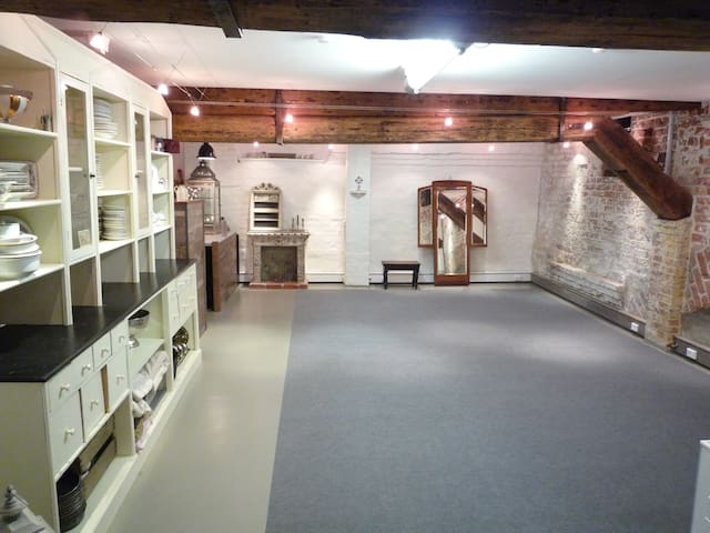 Loft Studio Im UNESCO Welterbe