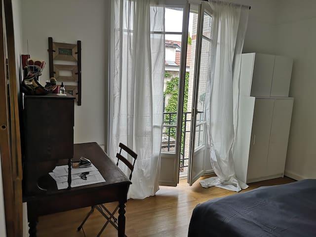 Paisible Studio aux portes de Paris  / Cosy Flat