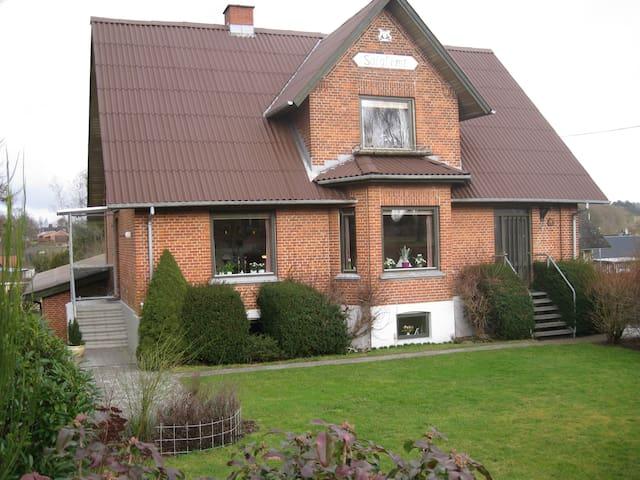 Thorsø的民宿