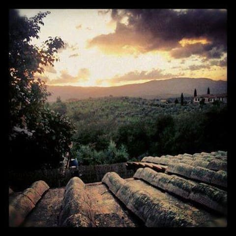 il Maraviglio b&b in the heart of Tuscany