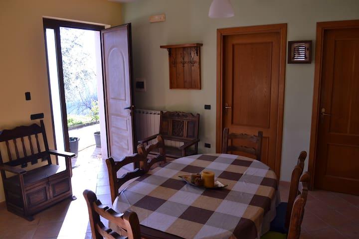 Torrecuso的民宿