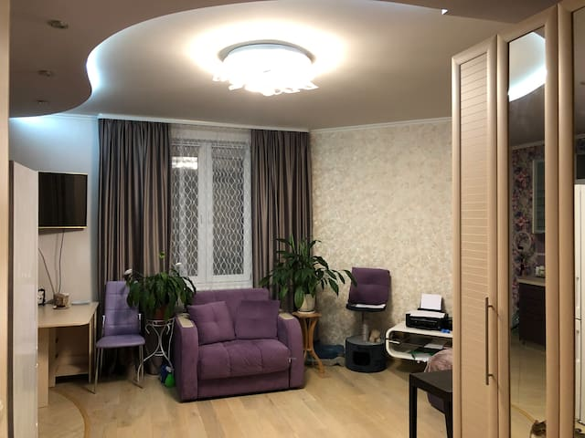 Odintsovo的民宿