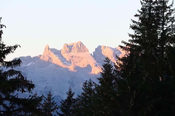 Silbertal的民宿