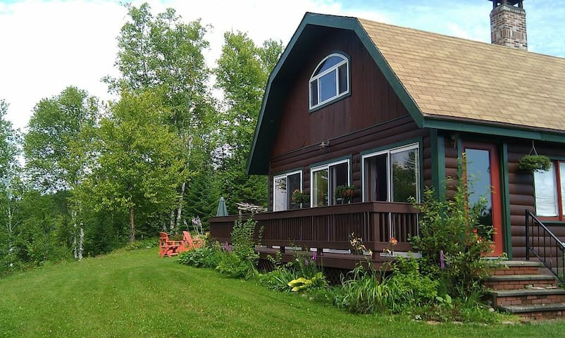 All Seasons Lodge in Monticello, Maine