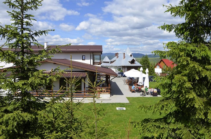 Toplița的民宿