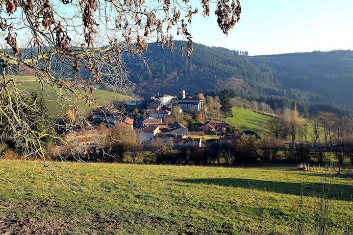 Saint-Appolinaire的民宿