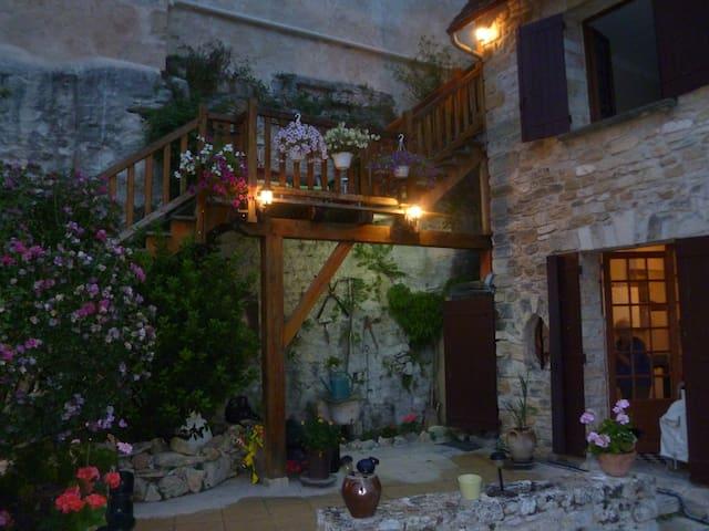 Beynac et Cazenac的民宿