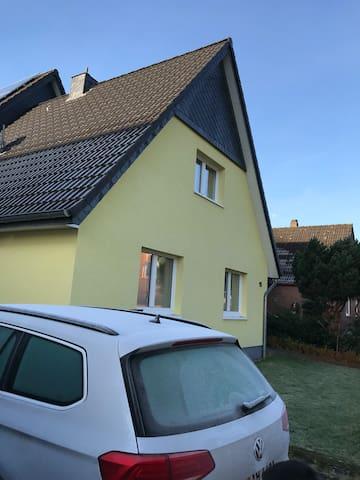 Amy and Oscar · home in Neumünster