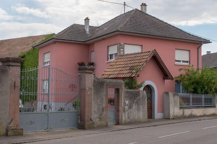 """Gîte La Chapelle """" Les Bleuets"""""""