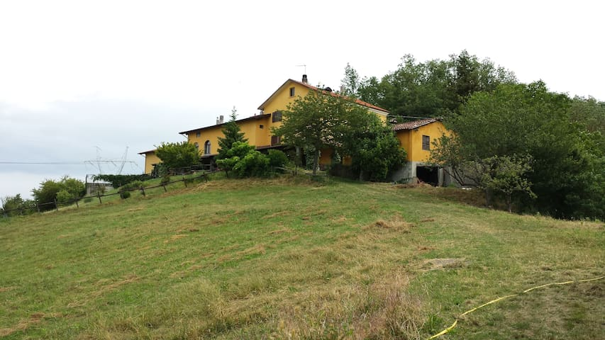 Ponzone的民宿