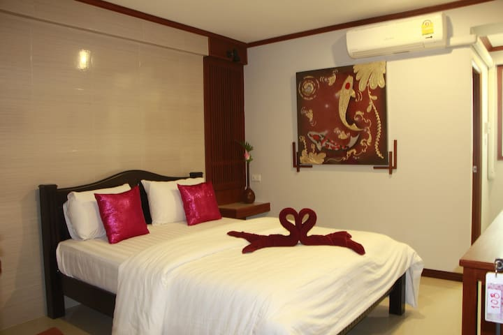 Superior room with double bed, TR guesthouse