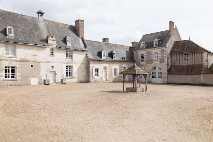 Gîte at the Manoir du Plessis