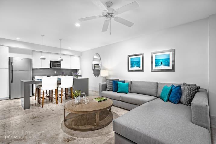 Playa's Luxury Suite ( 2 beds)