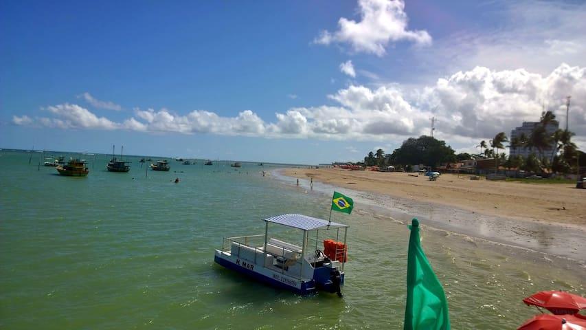 São José da Coroa Grande的民宿