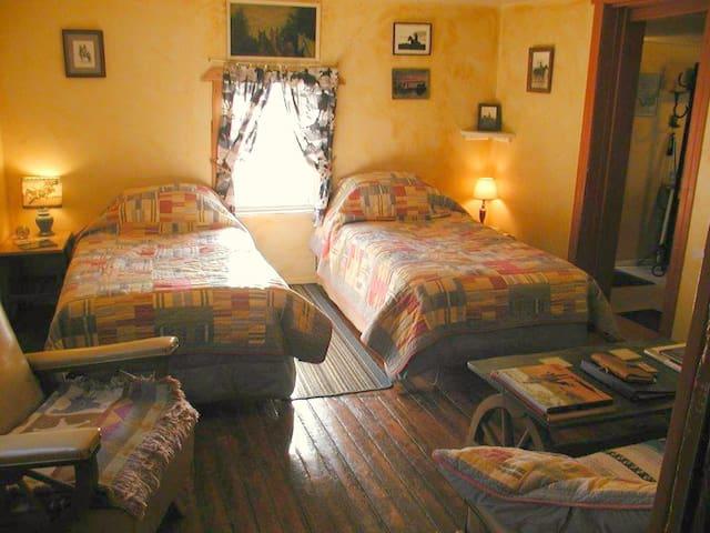 Tucumcari的民宿