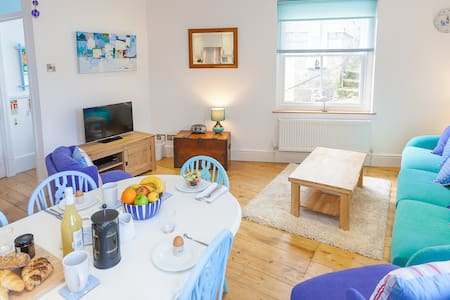 Swell Cottage, St Ives (sleeps 6)