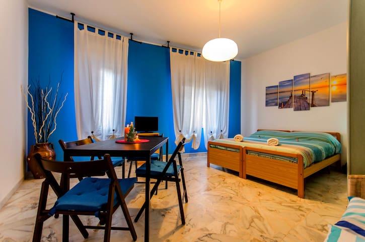 Giardini-Naxos 的民宿