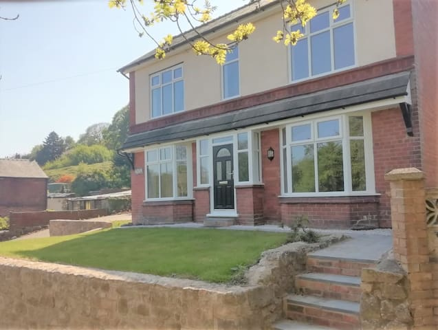 The Stunning Agden House