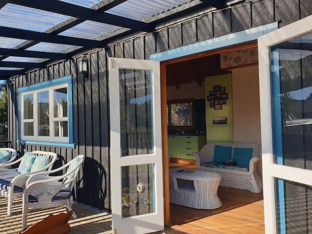 The Blackhouse Cottage