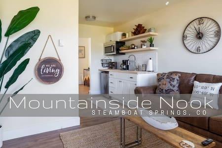 Cozy Mountainside Nook
