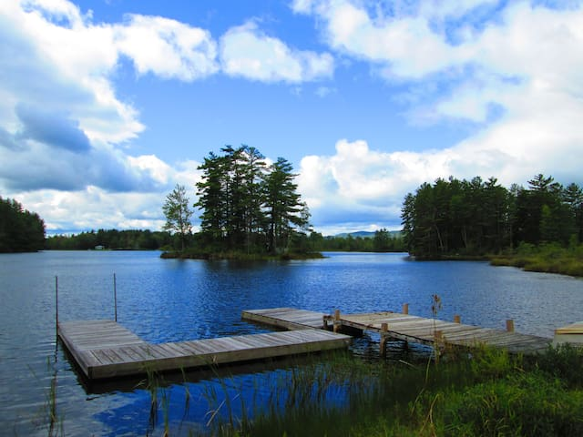 Private Mirror Lake Home