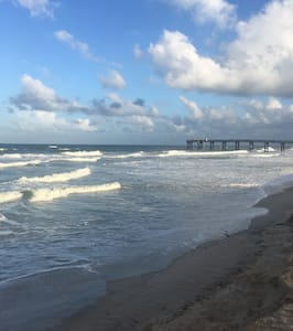 Saint Augustine Beach getaway perfectly located