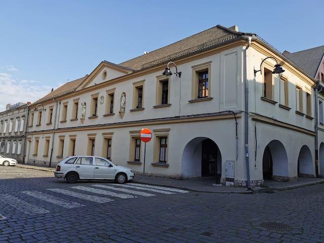 Tarnowskie Góry的民宿