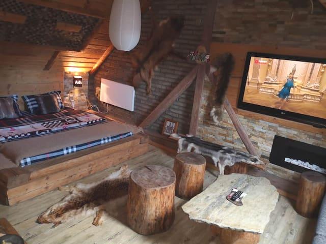 Kamenný Újezd的民宿