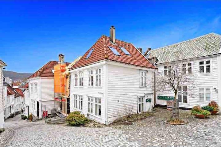 卑尔根的民宿