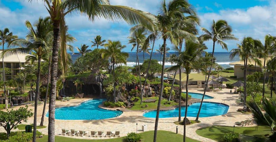 Līhuʻe的民宿