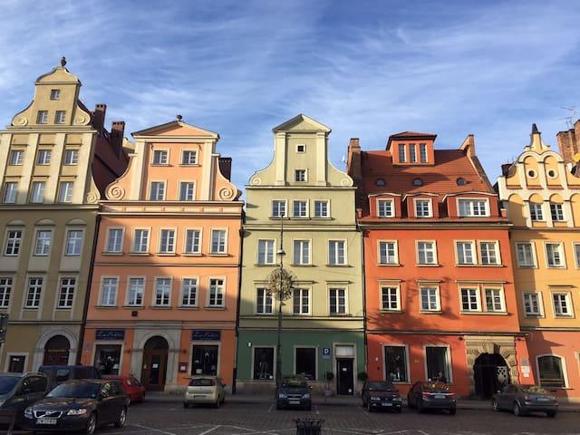 Wroclaw, Plac Solny