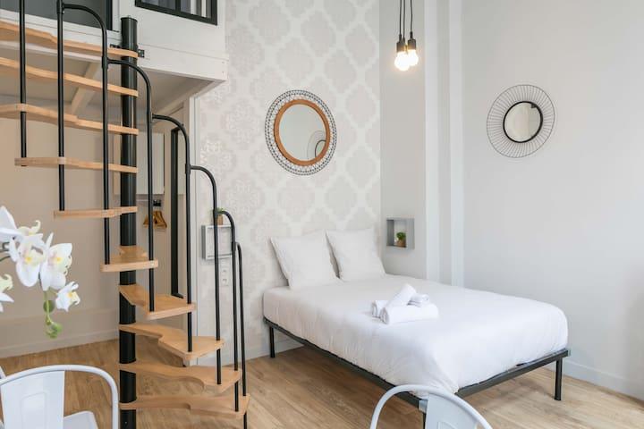 Opéra - Vendôme 15 : cosy apartment for 4