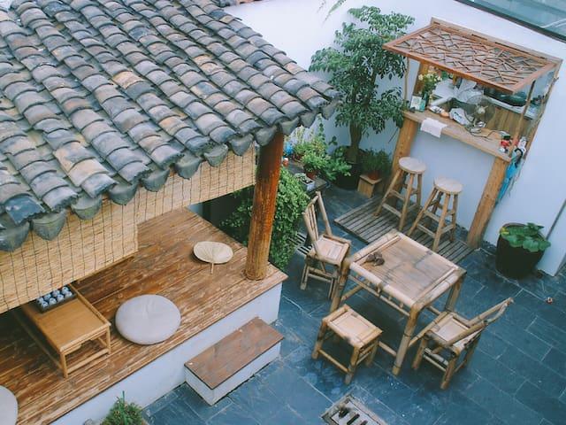 苏州的民宿