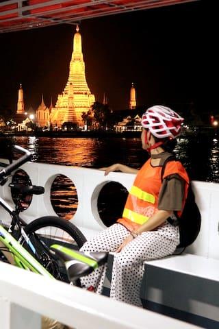 曼谷的体验