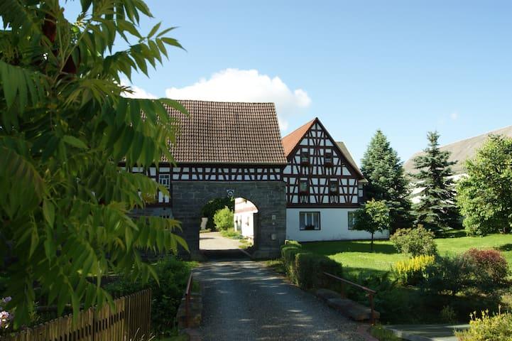 Seelingstädt的民宿