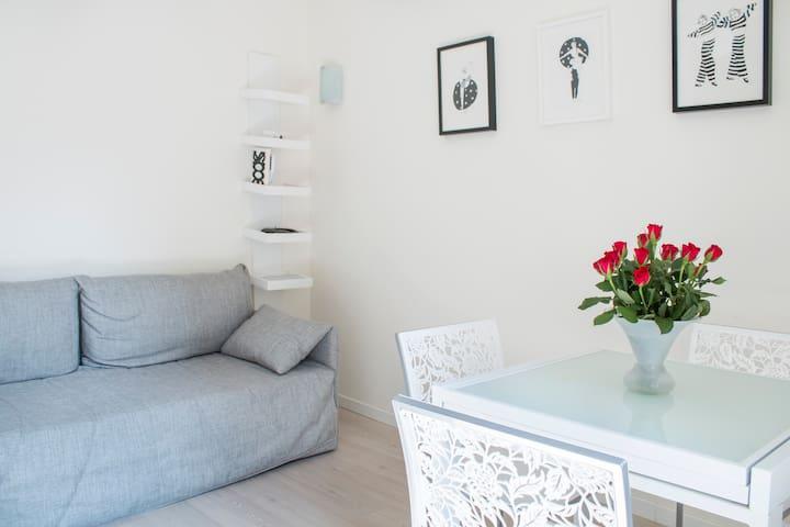New studio flat in beautiful Como