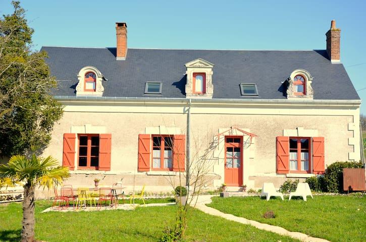 Monthou-sur-Cher的民宿